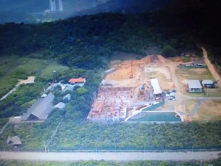 Especulação Imobiliária na Praia Brava - itajai